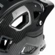 CASCO MTBE FULLFACE BLACK CARBON Kerékpáros Sisak 2021