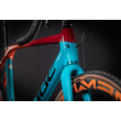 "CUBE CROSS RACE C:62 SLT BLUE´N´REDFADING 28"" 2021"