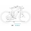 CUBE STEREO HYBRID 160 HPC SL 625 27.5 POLARSILVER´N´ORANGE Férfi Elektromos Összteleszkópos Enduro MTB Kerékpár 2022
