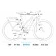 CUBE TOURING HYBRID ONE 500 grey´n´black Férfi Elektromos Trekking Kerékpár 2021