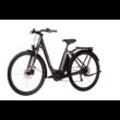 CUBE TOWN SPORT HYBRID ONE 400 iridium´n´grey Unisex Elektromos Trekking Kerékpár 2021