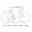 CUBE KATHMANDU HYBRID PRO 500 EASY ENTRY lunar´n´grey Unisex Elektromos Trekking Kerékpár 2021