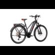 CUBE KATHMANDU HYBRID SL 625 TRAPÉZ iridium´n´red Női Elektromos Trekking Kerékpár 2021