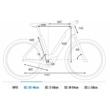 CUBE NURIDE HYBRID PRO 625 ALLROAD berry´n´grey Unisex Elektromos MTB Kerékpár 2021