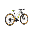 CUBE REACTION HYBRID PRO 500 TRAPÉZ grey´n´yellow Női Elektromos MTB Kerékpár 2021