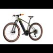 CUBE REACTION HYBRID RACE 625 green´n´orange Férfi Elektromos MTB Kerékpár 2021