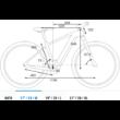 CUBE REACTION HYBRID SL 750 29 BLACK´N´METAL Férfi Elektromos MTB Kerékpár 2022