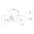 Giant Fathom E+ 3 POWER 27,5 Férfi Elektromos MTB kerékpár 2019