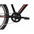 "KROSS Hexagon JR 1.0 24"" black / red / silver 2021"