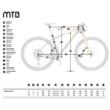 KTM PROWLER SONIC 12 XTR 2019 Férfi Összteleszkópos MTB Kerékpár