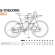 KTM MACINA CITY XL Unisex Elektromos Városi Kerékpár 2021