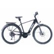 KTM MACINA TOUR P 510 metallic black (white+orange) Férfi Elektromos Trekking Kerékpár 2021