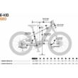 KTM MACINA MINI ME 561 Gyerek Elektromos MTB Kerékpár 2022