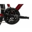KROSS Trans 1.0 D ruby / black 2022