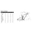 LAPIERRE Spicy CF 7.9 Férfi Enduró Összteleszkópos MTB Kerékpár 2021