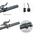 Litemove AE-130 (High/ Low Beam) BAR L Elektromos Kerékpár Integrált Első Lámpa 2021