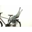 Okbaby Eggy Relax dönthető vázra szerelhető kerékpáros gyermekülés [fekete-szürke]
