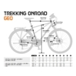 KTM LIFE STYLE Férfi Trekking Kerékpár 2021