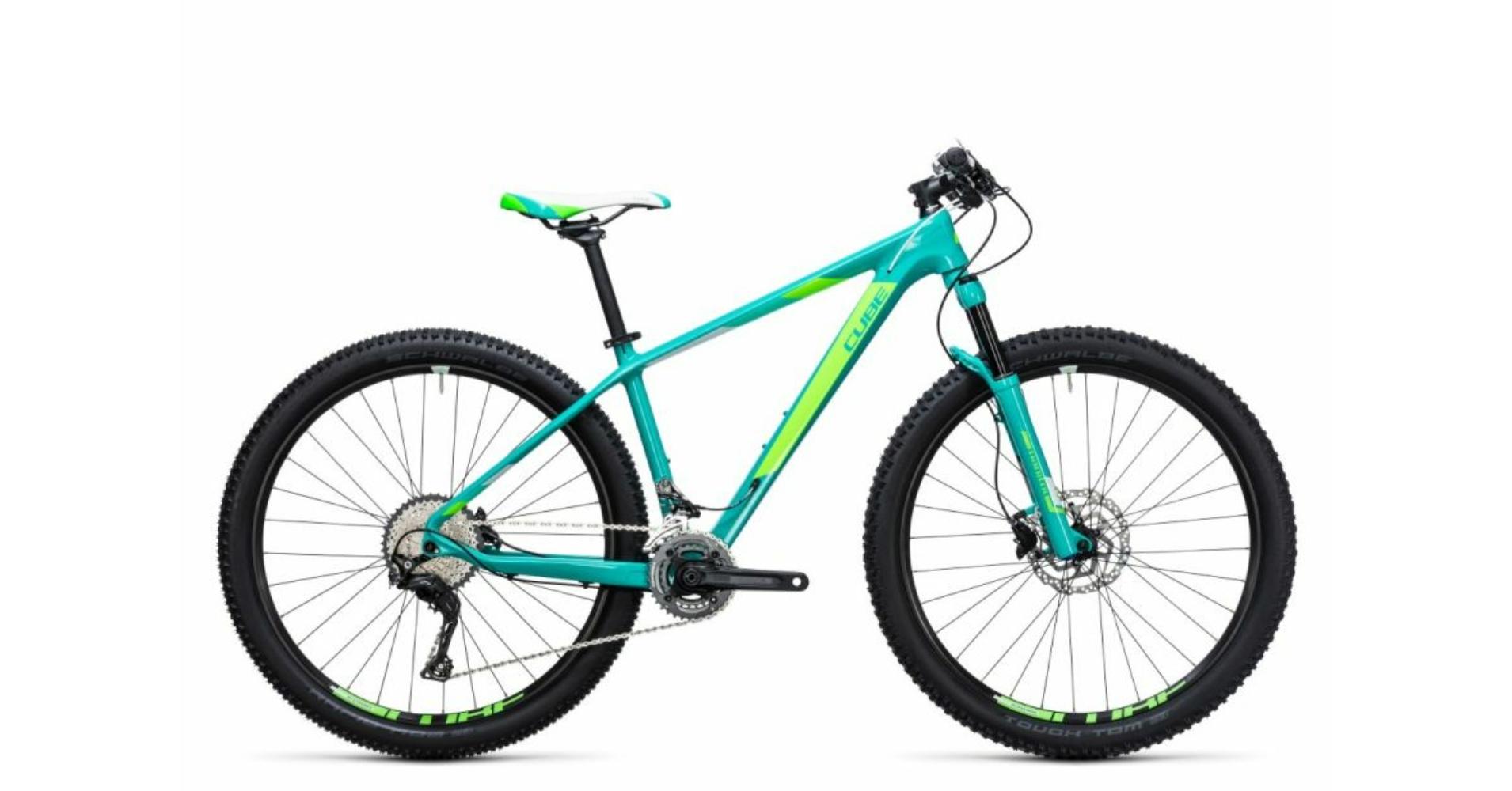 e6beb2bf2b72 Cube Access WLS GTC Pro 2x mint´n´green 2017 27,5 és 29 Női MTB Kerékpár |  CUBE kerékpár
