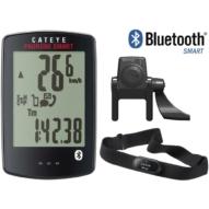 Kerékpár COMPUTER CATEYE PADRONE SMART 16 FUNK WIRELESS SP&CAD&HR