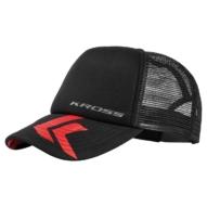 Kross T-Cap Black-Red