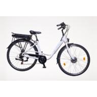 """Neuzer Zagon MXUS FEHÉR Női Elektromos Kerékpár 28"""""""