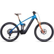 CUBE STEREO HYBRID 160 HPC ACTIONTEAM 750 27.5 Férfi Elektromos Összteleszkópos Enduro MTB Kerékpár 2022