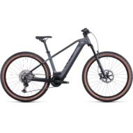 CUBE REACTION HYBRID SLT 750 29 PRIZMBLACK´N´BLACK Férfi Elektromos MTB Kerékpár 2022