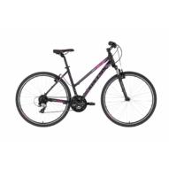 KELLYS Clea 30 Black Pink 2022 női cross kerékpár
