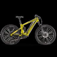 GHOST E-Riot Trail Advanced Kiwi Green / Midnight Black Férfi Elektromos Összteleszkópos Enduró MTB Kerékpár 2021