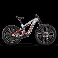 GHOST HYBRID ASX Base 160 Férfi Elektromos Összteleszkópos MTB Kerékpár 2021