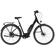 """KELLYS Estima 50 Black 28"""" 504Wh Unisex Elektromos Trekking Kerékpár 2021"""