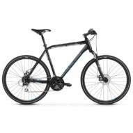 KROSS EVADO 4.0 M black / blue 2021
