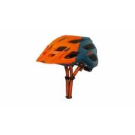KTM Factory Character II ORANGE Kerékpár Sisak 2021