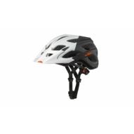 KTM Factory Character II WHITE / BLACK Kerékpár Sisak 2021