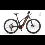 KTM MACINA CROSS 620 TRAPÉZ 2020 Női Elektromos Cross Trekking Kerékpár