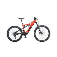 KTM MACINA KAPOHO 2973 Férfi Elektromos Összteleszkópos Enduró MTB Kerékpár 2021