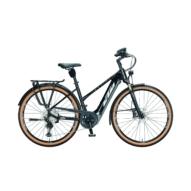 KTM MACINA STYLE 610 TRAPÉZ Női Elektromos Trekking Kerékpár 2021