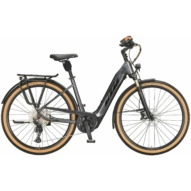 KTM MACINA STYLE 620 EASY ENTRY steel grey (black+orange) Unisex Elektromos Trekking Kerékpár 2021