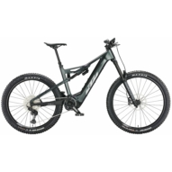 KTM MACINA PROWLER MASTER Férfi Elektromos Összteleszkópos Enduro MTB Kerékpár 2022