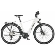 KTM MACINA SPORT 720 WHITE Férfi Elektromos Trekking Kerékpár 2022