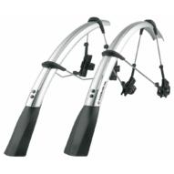 SKS-Germany Raceblade Pro kerékpár sárvédő szett [ezüst]