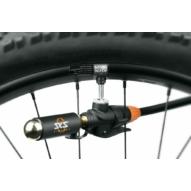 SKS-Germany Tubeless Head szettkerékpár pumpafej
