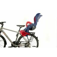 Okbaby 10+ vázra szerelhető kerékpáros gyermekülés [kék-piros]