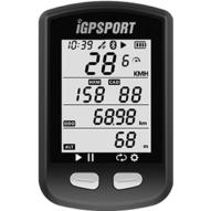 Kerékpár Computer iGPSPORT iGS10 fekete