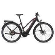 Giant Explore E+ 1 Pro STA 2021 Női elektromos trekking kerékpár