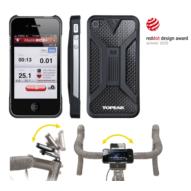 Topeak Ride Case iPhone 4/4s tartó kerékpárra