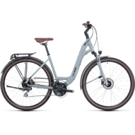 Cube Touring Pro Easy Entry 2022 lunar'n'grey unisex trekking kerékpár