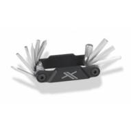 Kerékpár Szerszám mini multitool Q széria 10 részes TO-M11