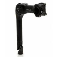 Kerékpár Kormányszár alu 1 col fekete 100 mm állítható ST-T01